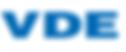 Logo: VDE - Verband der Elektrotechnik Elektronik Informationstechnik e.V.