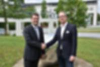 Prof. Dr. Stefan Leible, Universität Bayreuth und Oliver Bialas