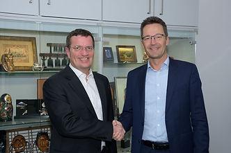 Prof. Dr. Lambert T. Koch, Bergische Universität Wuppertal und Oliver Bialas