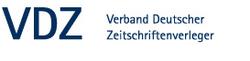 Logo: VDZ - Verband Deutscher Zeitschriftenverleger