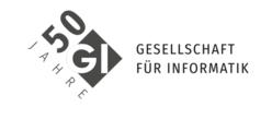 Logo: Gi - Gesellschaft für Informatik e.V.