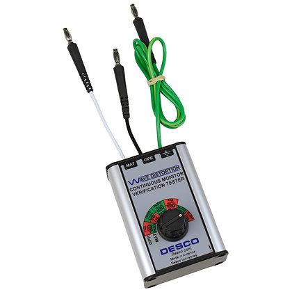 Wave Distortion Monitor Verification Tester