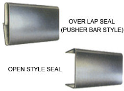 "Steel Strap Seals (Light Duty ""Cold Rolled"")"