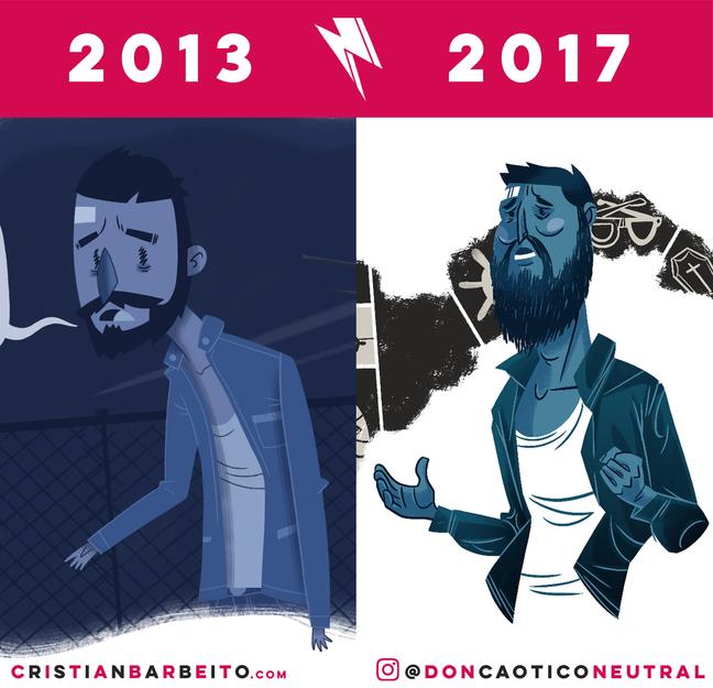 4 años 'Perdidos'