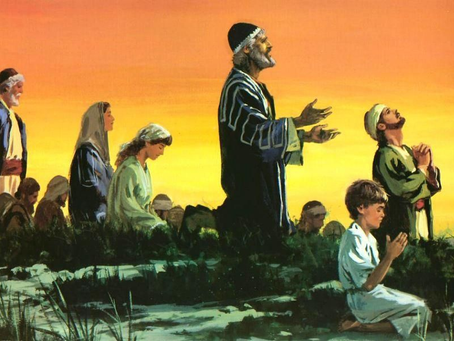 本週評論:「流放神學」的初探