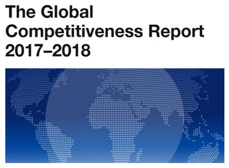 Reporte de Competitividad Global 2017-2018 del Foro Económico Mundial