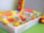 アンパンマンの塗り絵やおもちゃ