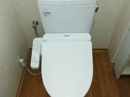 トイレのリフォーム 徳島市