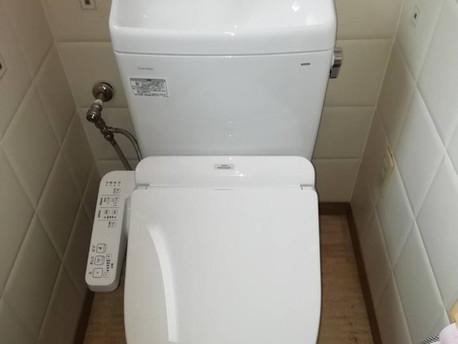 トイレ交換工事|徳島市