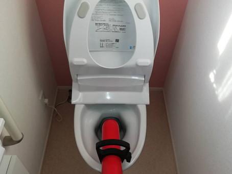 トイレの詰まり除去 徳島市