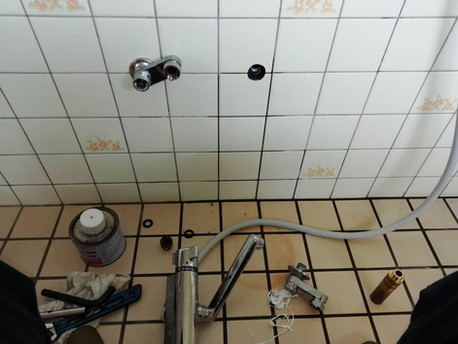 水漏れ修理|勝浦郡