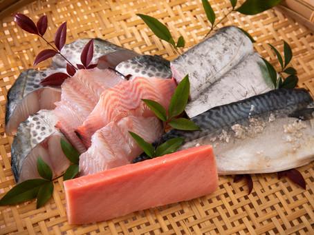鮮魚の定期便スタート!
