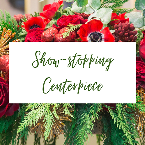 Show-Stopping Centerpiece