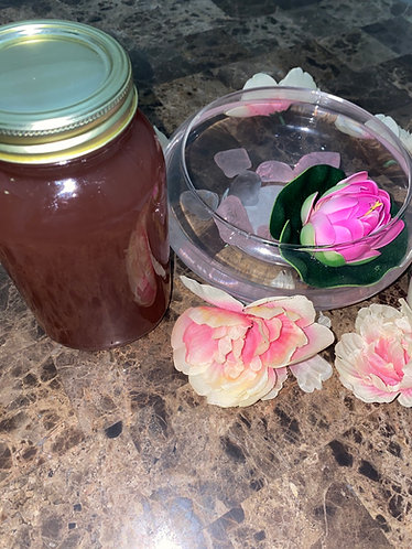 Hibiscus Rose Herbal Tea