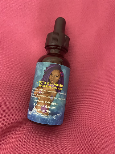 Loc'd and Loaded Hair Fragrances
