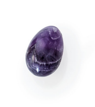 Amethyst yoni eggs (medium undrilled)