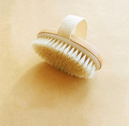 Dry Brush (Cellulite & Lymphatic Massage)