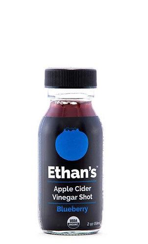 Ethan's Apple Cider Vinegar Blueberry shot