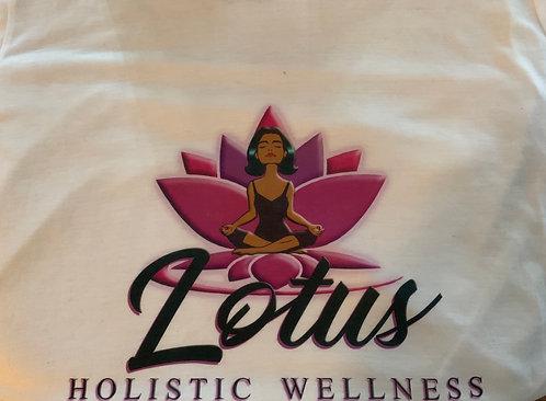 Lotus Logo T-shirt