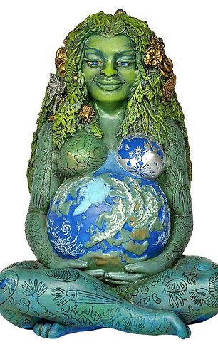 Mother Earth Statue - Gaia