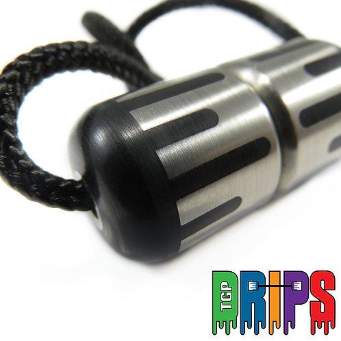 Titanium Drips Begleri (Black)