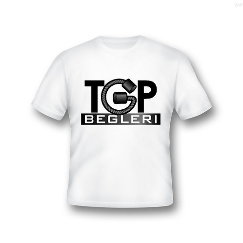 TGP Begleri T-Shirt (White)