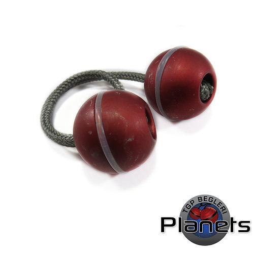 Planets Begleri (Red and Grey)