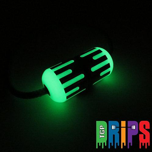 Titanium Drips Begleri (Green Glow)