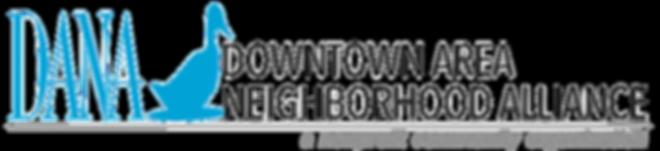 Downtown Area Neighborhood Alliance logo