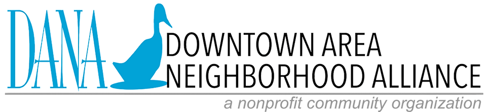 Downtown Area Neighborhood Alliance logo