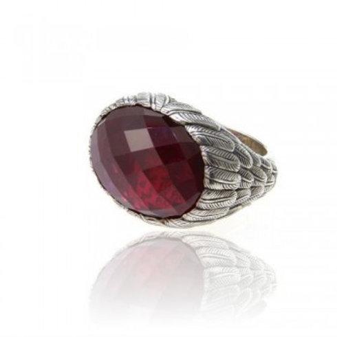 TR1864 THOMAS SABO Ring Violett Silber