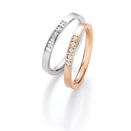 CR Ruesch Ring GG RG WG 024-05 Eheringe