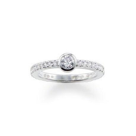 TR1984 THOMAS SABO Ring Silber