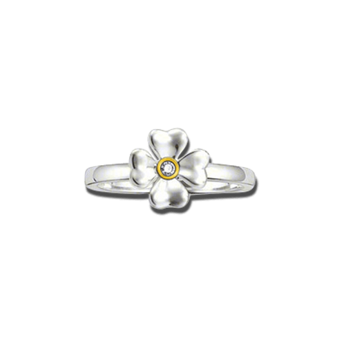 "SD_TR0001 THOMAS SABO Ring ""BLUME"""