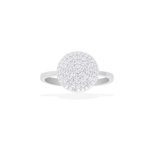 A14869OX APM Monaco Courchevel Ring Silber