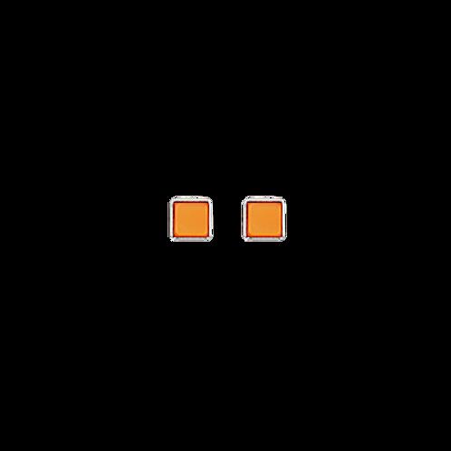 Coeur de Lion Ohrstecker Polaris Orange 0021210200