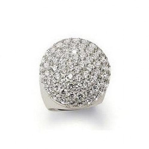 TR1829 THOMAS SABO Ring Weiß Silber