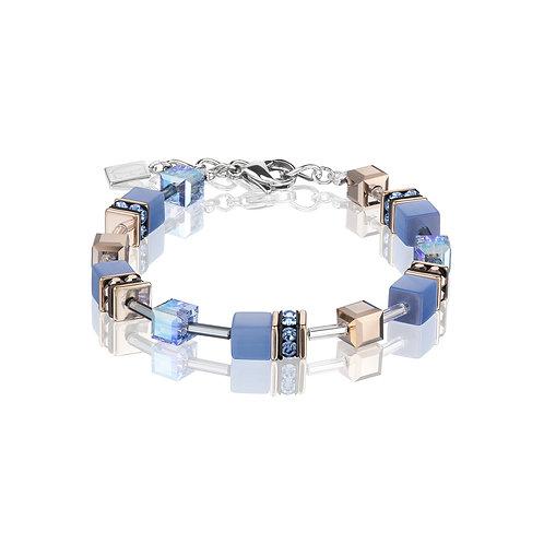 GeoCUBE® Armband hellblau 4016300720
