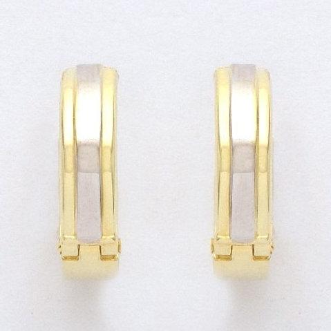CR30 SCHNEIDER BASICS Creolen Gold