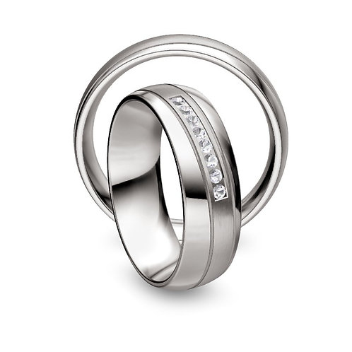 CR Ruesch Ringe Premium Platin 063
