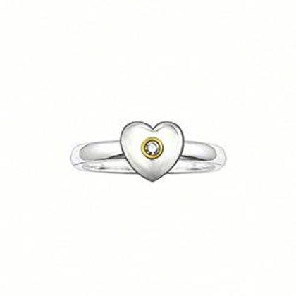 "SD_TR0004 THOMAS SABO Ring ""HERZ"""