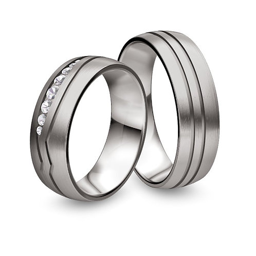 CR Ruesch Ringe Premium W-Gold 065