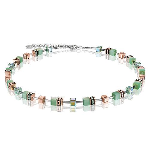 GeoCUBE® Halskette hellgrün 4016100520