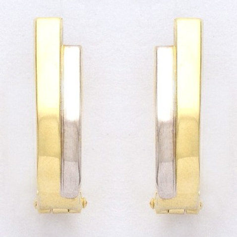 CR34 SCHNEIDER BASICS Creolen Gold