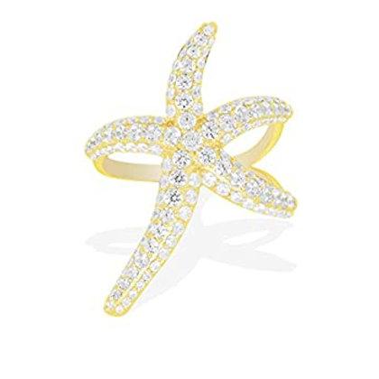 A14829OXY APM Monaco ETE RAMATUELLE Ring Gelbvergoldet