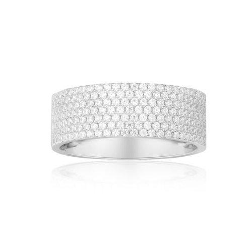 A15762OX APM Monaco CROISETTE CANNES Ring Silber