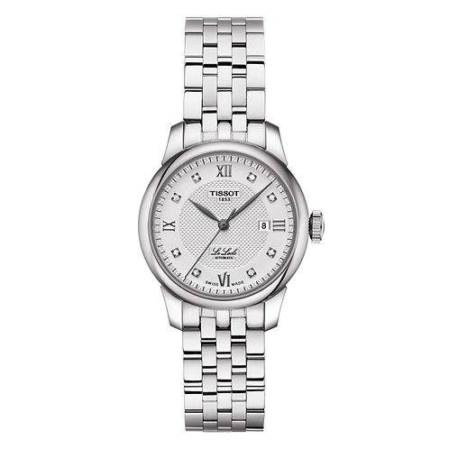 TISSOT LE LOCLE AUTOMATIC LADY (29.00) T006.207.11.036.00