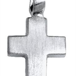 Kreuz massiv matt