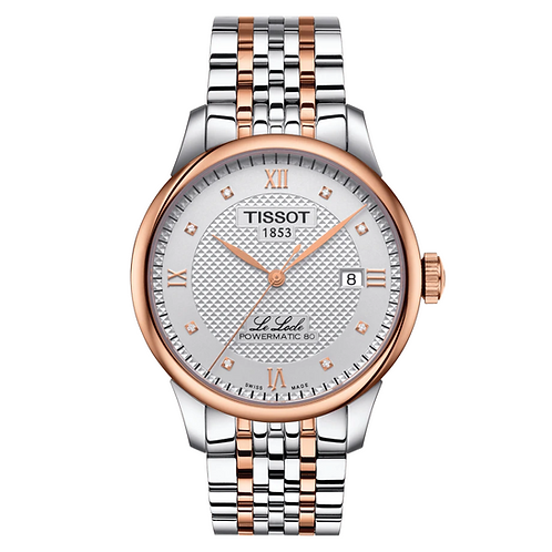 TISSOT LE LOCLE POWERMATIC 80 T0064072203600