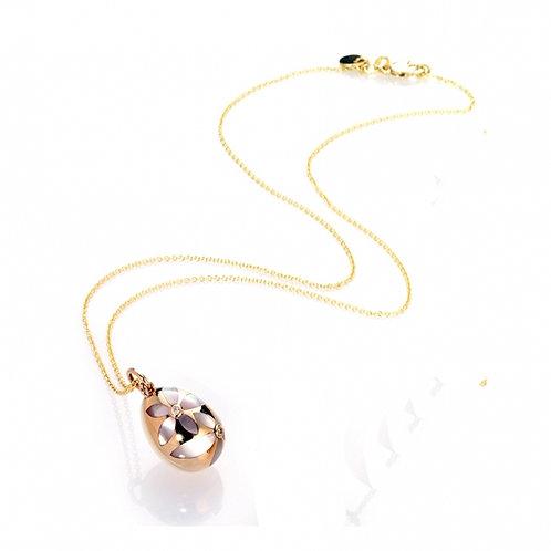 FABERGÉ Anhänger Diamant Roségold